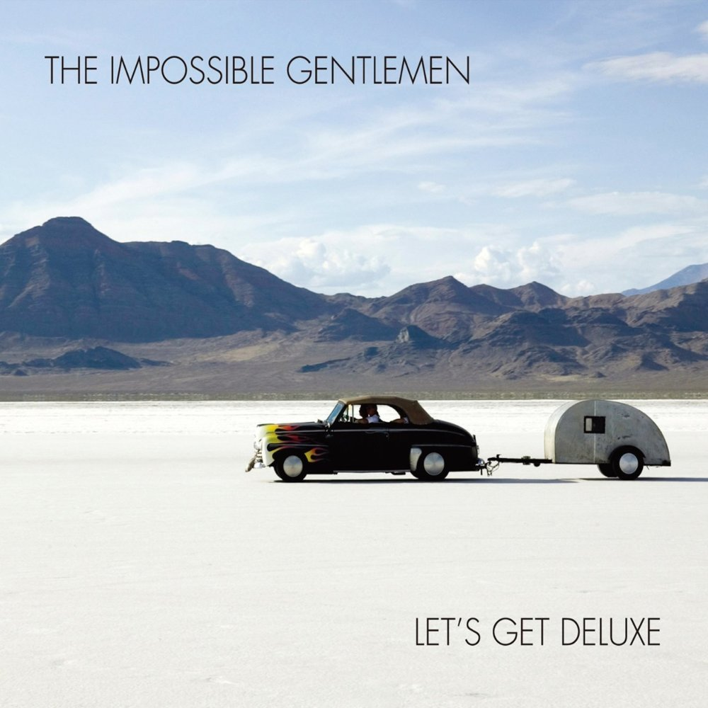 Gwilym Simcock and The Impossible Gentlemen 'Let's Get Deluxe'