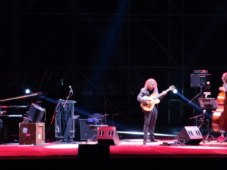 Gwilym Simcock with Pat Metheny and Ron Carter