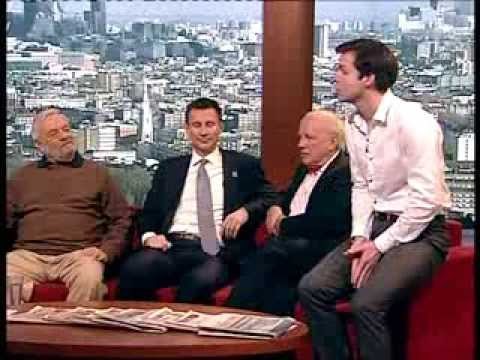 Gwilym on the Andrew Marr Show