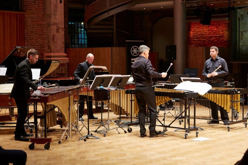 LSO Percussion Ensemble